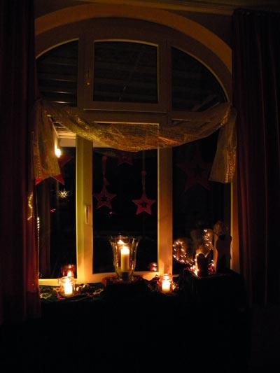 Fenster im Advent