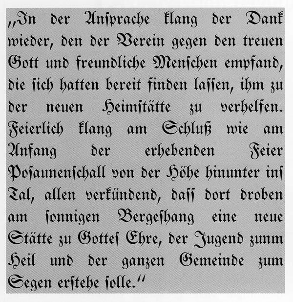 Ansprache 1907