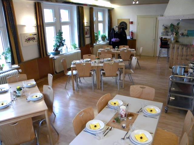 Café im CVJM Langerfeld