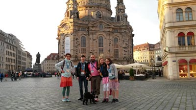DEPT 2016 in Dresden