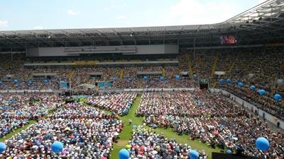 DEPT in Dresden - Eröffnungsfeier