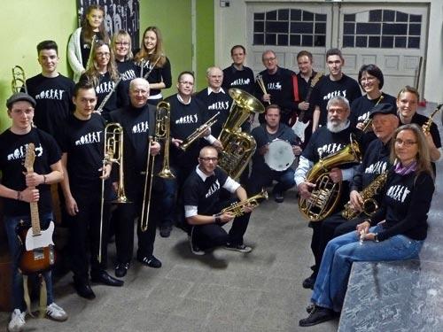 Hedtbergbrass Team 4 Music
