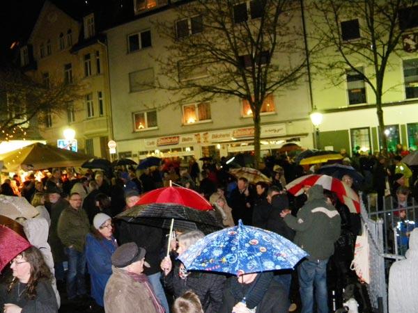 Heiligabend 2013 in Langerfeld