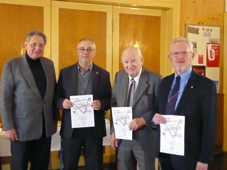 Jubilare des CVJM Langerfeld 2017