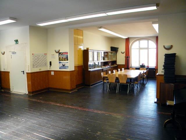 Kleiner Saal Nordseite