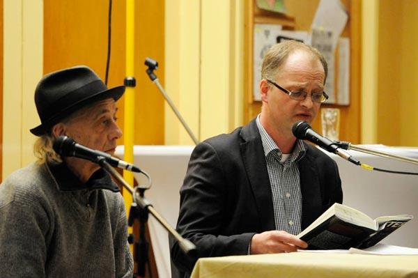 Lesung mit Klaus Marschall und Peter Behrens
