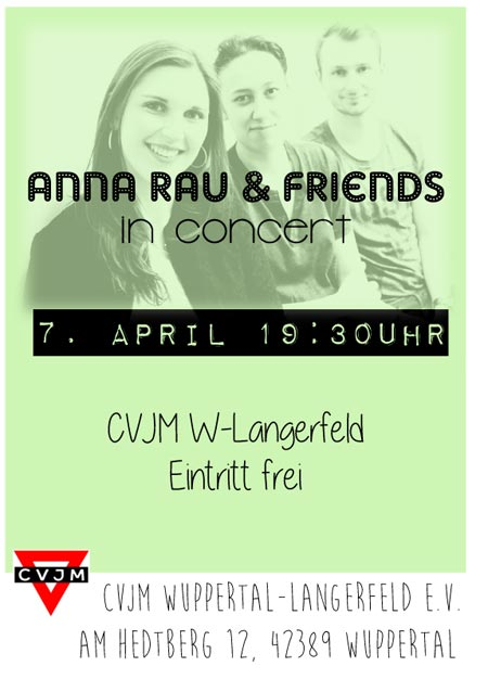 Anna Rau and friends in concert