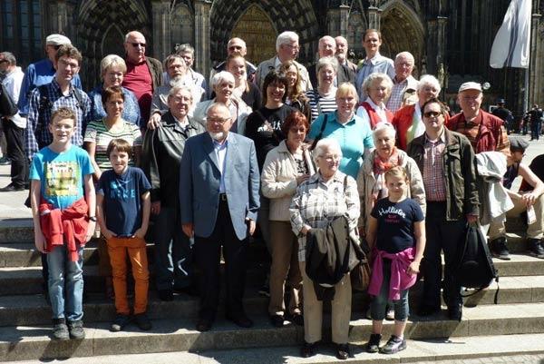 Posaunenchorfahrt nach Köln