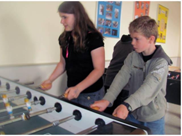 Schülerbetreuung im CVJM Langerfeld