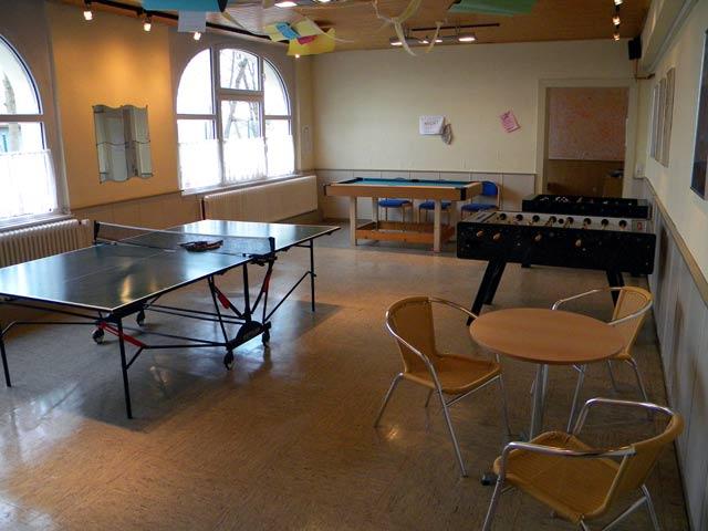 Spiel-, Sport- und Kulturraum