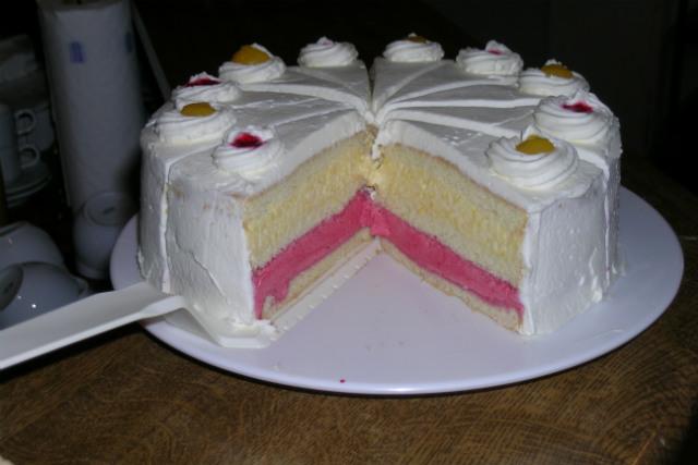 Torte aus dem Café Hedtberg