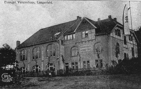 CVJM Vereinshaus 1907