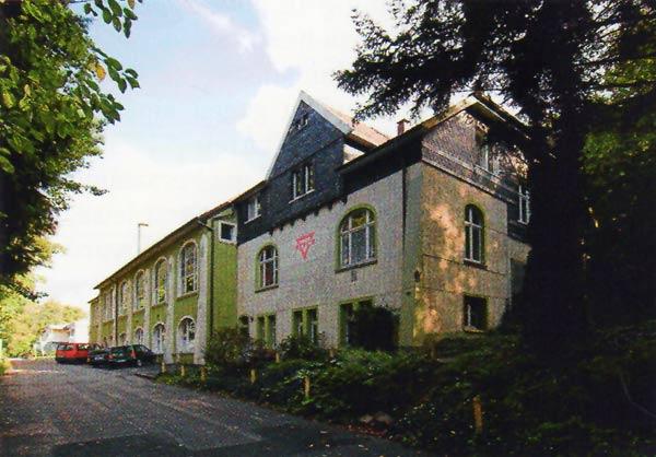 Vereinshaus 2011