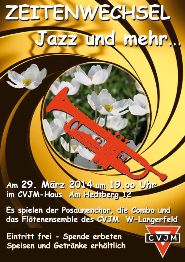Zeitenwechsel - Jazz und mehr