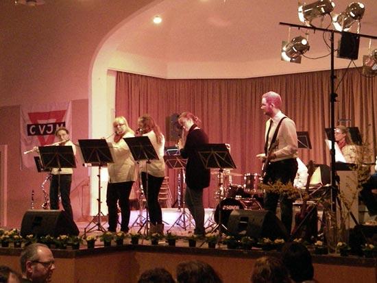 Zeitenwechsel Frühjahr 2014 - Das Flötenensemble